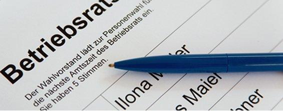 Arbeitsrecht für Betriebsräte